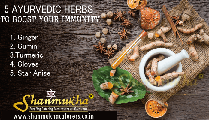 Our indian traditional herbs are great immune boosters.Include these foods in your daily recipes  visit: http://www.shanmukhacaterers.co.in #ShanmukhaCaterers #shanmukhafoods #indianfood  #traditional #herbs  #immune  #ImmuneBoost  #Boosterpic.twitter.com/TBYdzRavJf