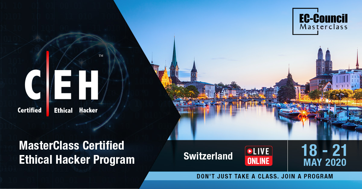 Learn Ethical Hacking from Global #InfoSec Leaders. Don't just take a course, join a program and get two courses and two certifications for the price of one for the most robust #Cybersecurity program on the market! #CEH #Masterclass #EthicalHacking  http://ow.ly/5kSX50yXtnvpic.twitter.com/gDVtMwsI5R