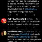 Image for the Tweet beginning: En pleno estado de alarma,