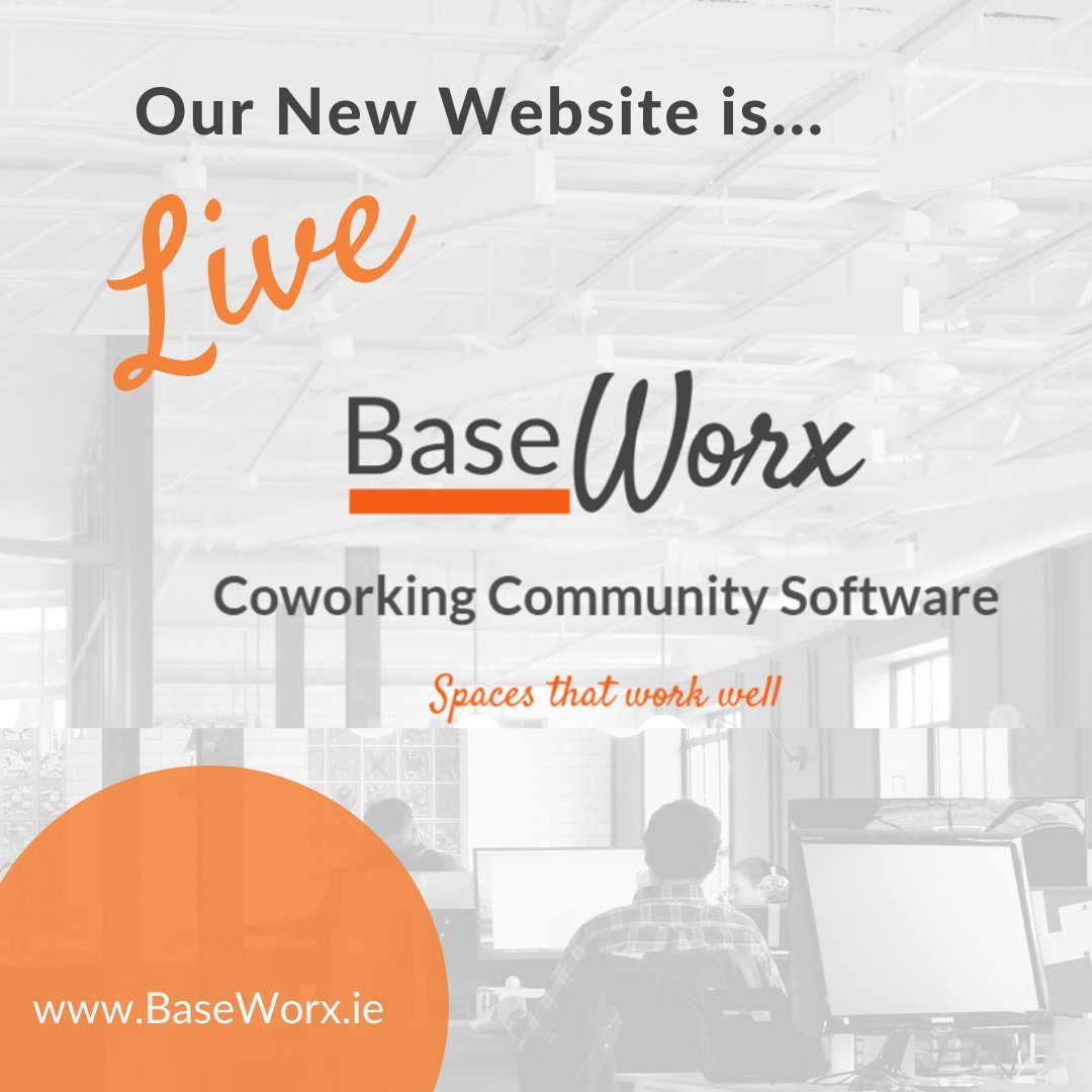 Baseworx On Twitter Baseworx Our New Website Is Live Check Out What Baseworx Can Offer You Https T Co 0w6ndjauq3 Baseworx Newwebsite Coworking Management Remoteworking Whitelabel Platform Ireland Https T Co Zjd20cyjid