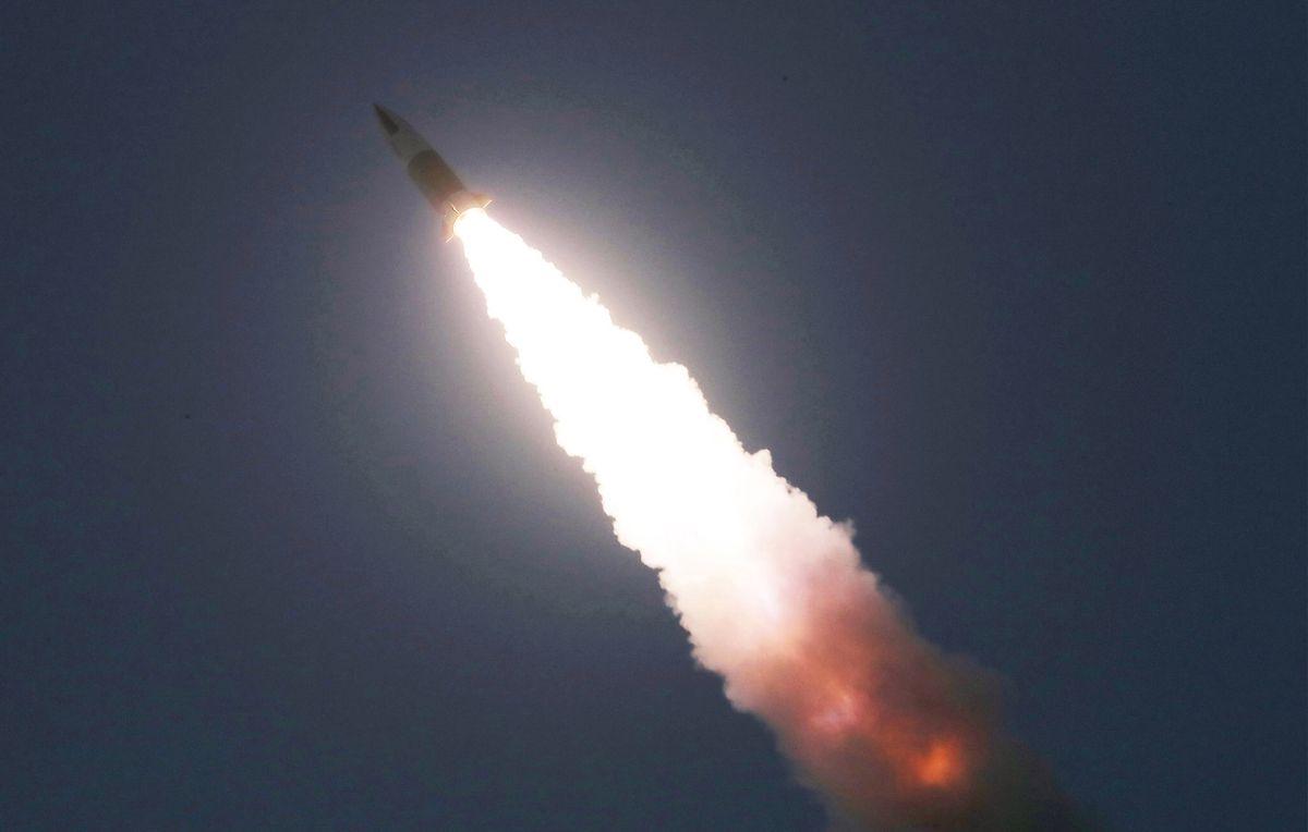 North Korea test fires missiles amid worries about coronavirus outbreak