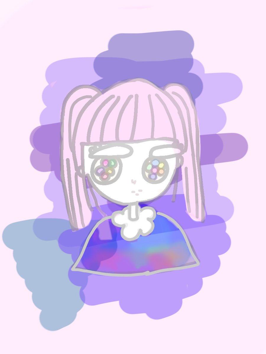 可愛い女の子イラスト