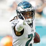 Image for the Tweet beginning: Former Eagles CB Ronald Darby