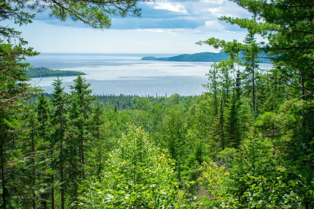 #Lake Superior from Grand Portage State Park, MN [5184 x 3456] [OC] #travel #earth http://roadlesstravelled.co.uk