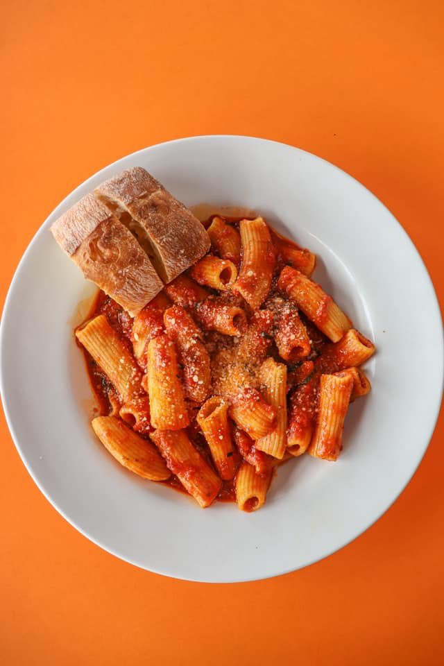 #Chicago Explore the pasta-bilities with our new menu items! You can try any of our pasta dishes for just $7.95 today.  pic.twitter.com/L57mwY58ue