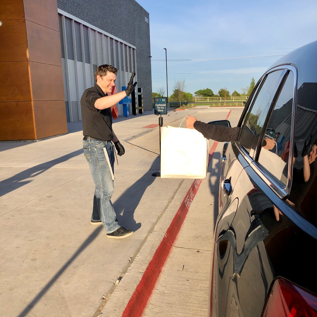 Let us CURBside your appetite! Order to-go today at 469-395-0300. We are here and ready to serve you! #supportlocal #visitgarlandtx #strikeandreel pic.twitter.com/0c1H6zf8wD