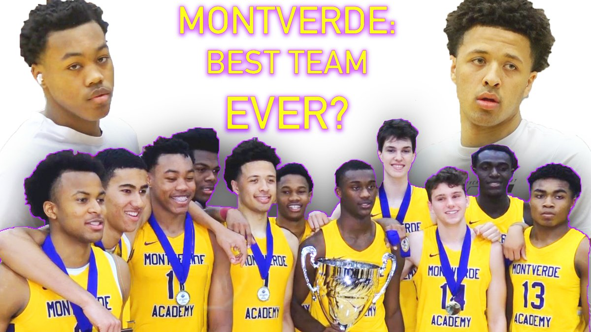Montverde was 25-0 and won by an average of 39 PPG 😳 Season Highlights 🎥: bit.ly/2yfTkZn