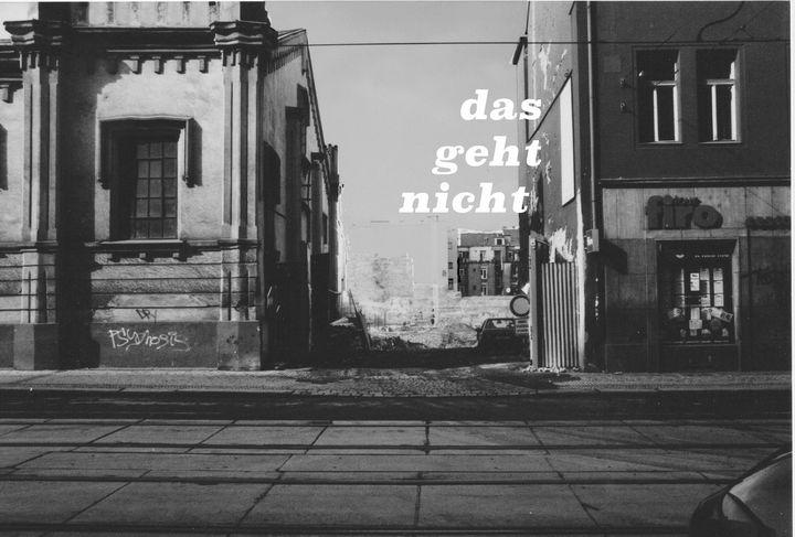"""Featured Art of the Day: """"Das Geht Nicht"""". Buy it at: https://t.co/2GEDW7JDG5 https://t.co/48cGPR9dcQ"""