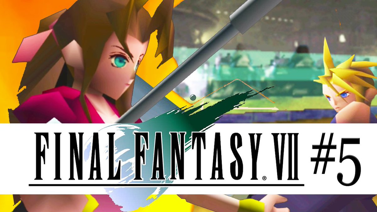 Episode 5 of #FinalFantasyVII Gameplay is out on my channel now ! In this episode we are trying to head back to sector 7.  Check it out here https://youtu.be/JJotm9oAxHg  via @YouTube #NintendoSwitch #gamingcommunity pic.twitter.com/IrpX3762fv