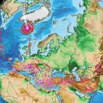 Image for the Tweet beginning: #Eurasia 29/3/2020 - #Terromoto M3.9