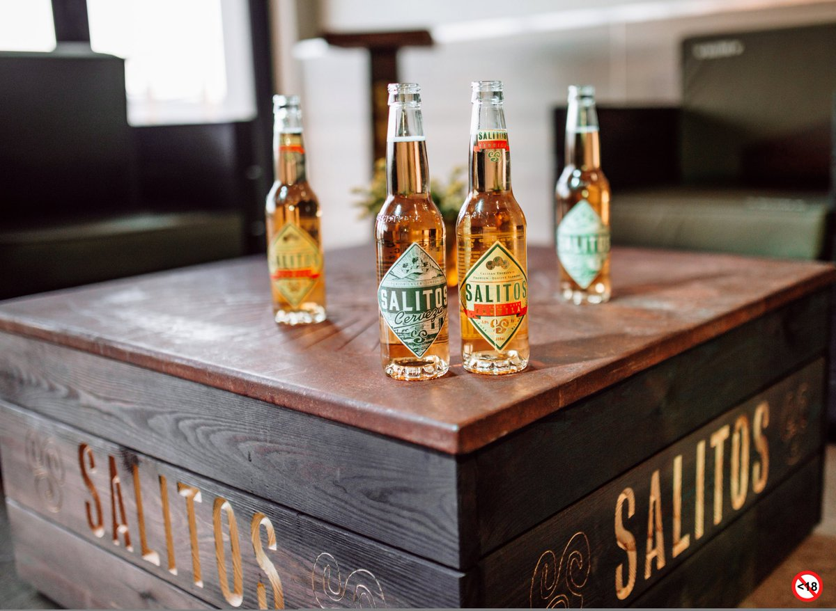 🎁 WIN with #HelloGiveaways! 🎁 We're giving away a case of each @Salitos_Beer and @IceTropezSA as well as merchandise valued at R1,000 🍻 To enter, simply like and retweet. Good luck! #win #giveaway #competition https://t.co/xxM9FIPiqP