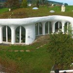 Image for the Tweet beginning: Learn about earth sheltered homes,