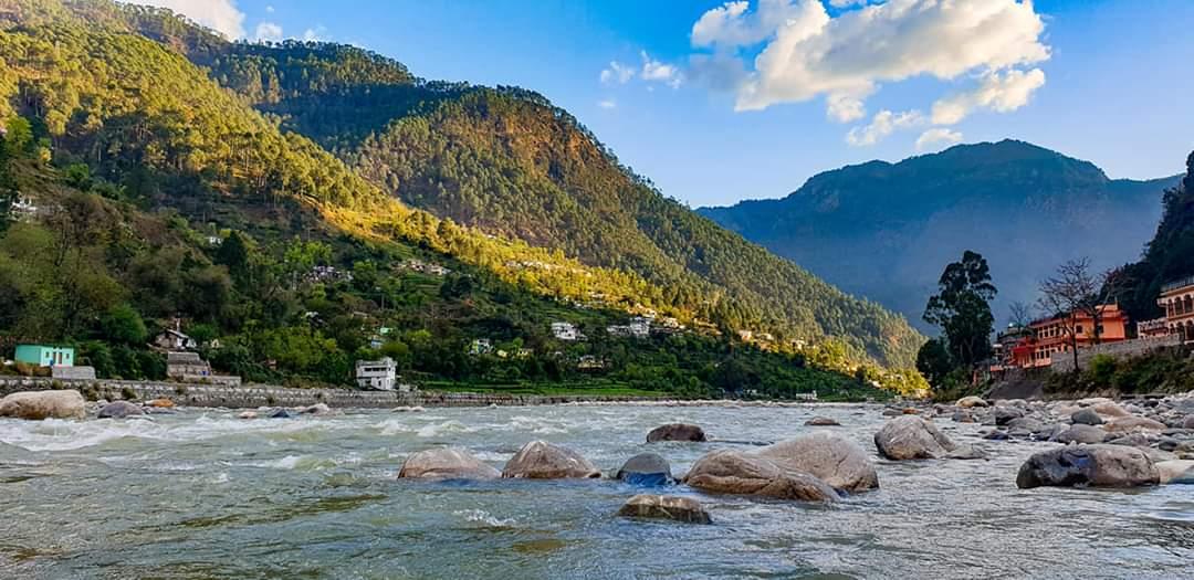 अप्रतिम उत्तरकाशी  #Himalayas