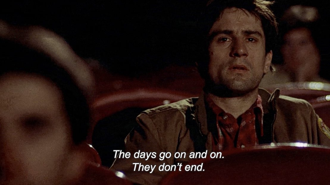 'Taxi Driver' (1976, Martin Scorsese) <br>http://pic.twitter.com/MNVqPDo9Mn