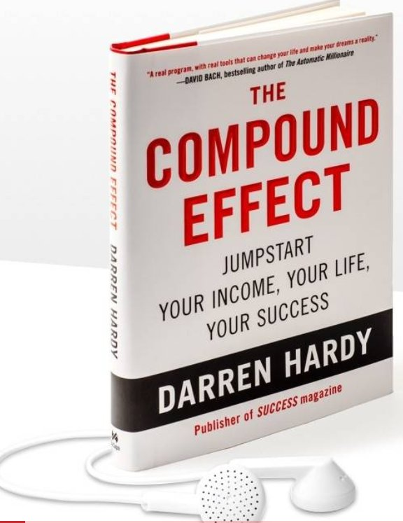 Small, Smart Choices + Consistency + Time = RADICAL DIFFERENCE  #TheCompoundEffect #DarrenHardypic.twitter.com/Mrt2kyT2Oj