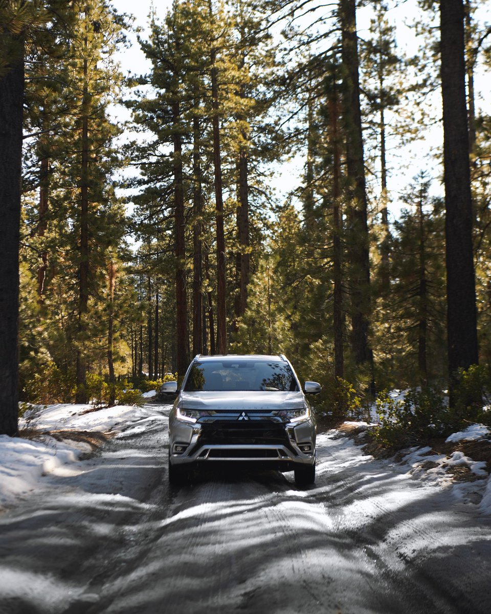 Planning for adventures to come. #OutlanderPHEV