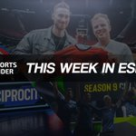 Image for the Tweet beginning: ICYMI: This week in esports