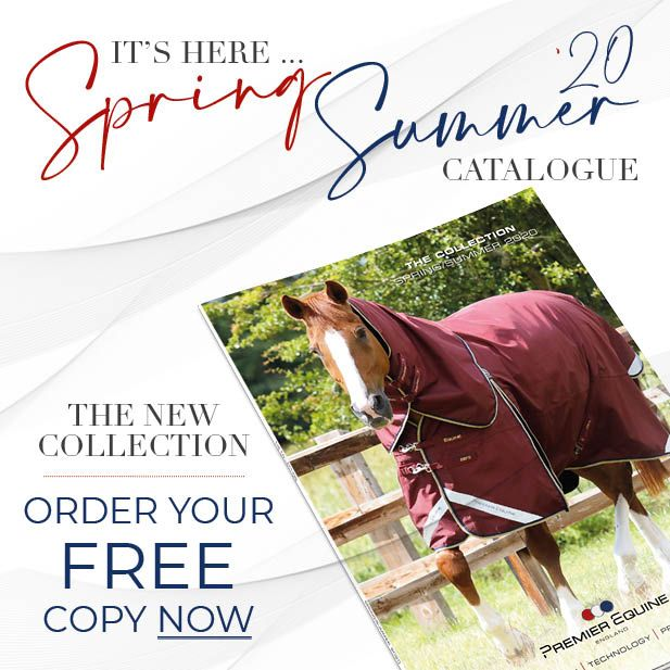 The SS20 catalogue is here!   Order your FREE copy now http://www.premierequine.co.uk/PBCPPlayer.asp?ID=2019282…  What is on your wish list?  #premierequine #horses #horse #equestrian#horseriding #equestriansport #equestrianstyle #showjumping #dressage #eventing #horsebackriding #pony #ponies #ponyclubpic.twitter.com/BfqDw7kCL0
