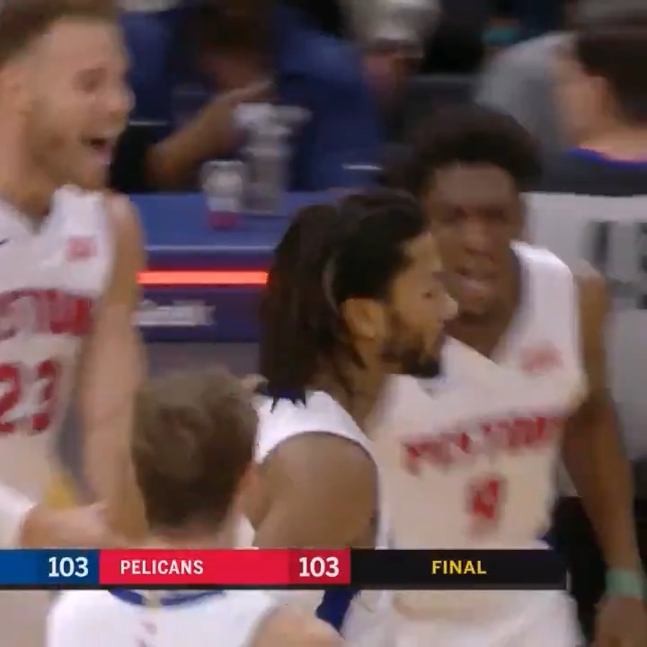 🌹 Derrick Rose game-winner for the @DetroitPistons in December 2019! 🌹  Rewatch all the action during the free preview of NBA League Pass.   📲💻: http://nba.app.link/e/watch