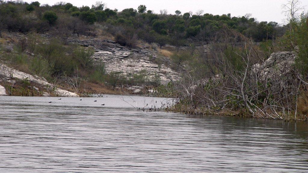 Looks like a good place to go fishing!  #TeamOutdoors #Fishing #BassFishing #Lake