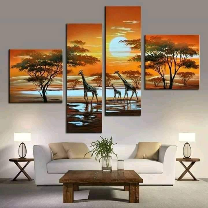 More and more pieces. Decorate your office/home:- gpartcollections.com