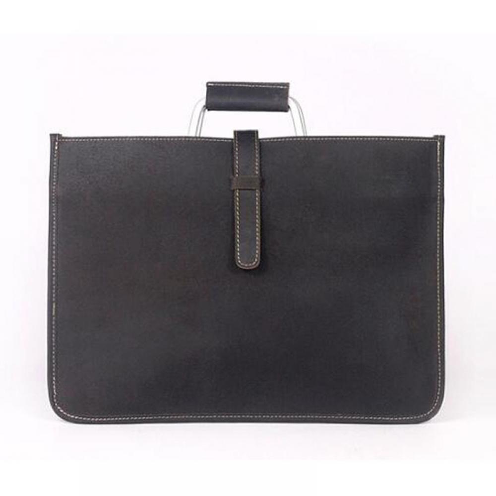 #love #outfit Men's Minimalistic Genuine Leather Briefcase https://bagstoria.com/mens-minimalistic-genuine-leather-briefcase/…