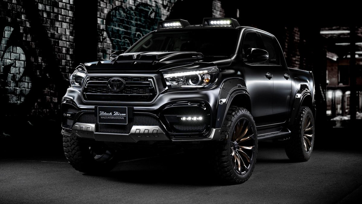 Carbuzz On Twitter Black Bison Toyota Is The Ford Ranger S Worst Nightmare This Is The Ford Ranger Raptor Rival Toyota Needs To Build Trucks Tuning Read Https T Co Ejurve8may Https T Co Epbwlj1w0z