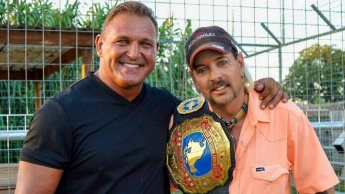 """""""Tiger King"""" Once Worked With NWA Pro Wrestling Promotion"""