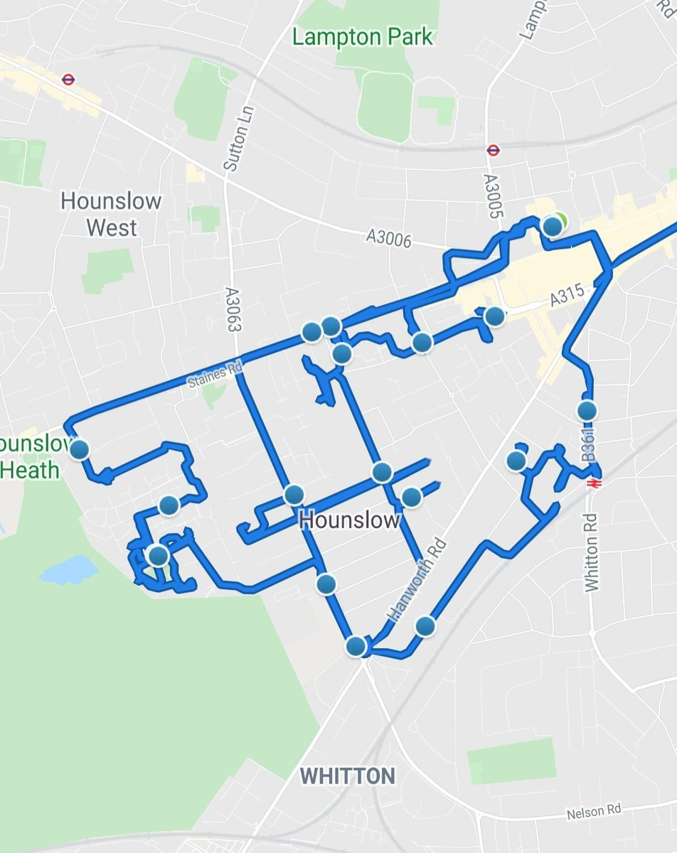 Dispite the varied weather, Hounslow Heath SNT officers was busy today patrolling the ward carrying out weapon sweeps  & passing on information regarding the Pandemic we all face. visiting victims of motor vehicle crime. #BeSafe #MOTORVEHICLECRIME #StayHomeSaveLivespic.twitter.com/U9rfwvRVj1