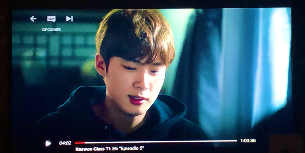 Pues resulta que el twin de #Jin sale en #ItaewonClass #ComoDosGotasDeAgua #JinTwin #InLove #BTSJin #BTS @NetflixESpic.twitter.com/fX2NpqV5vl