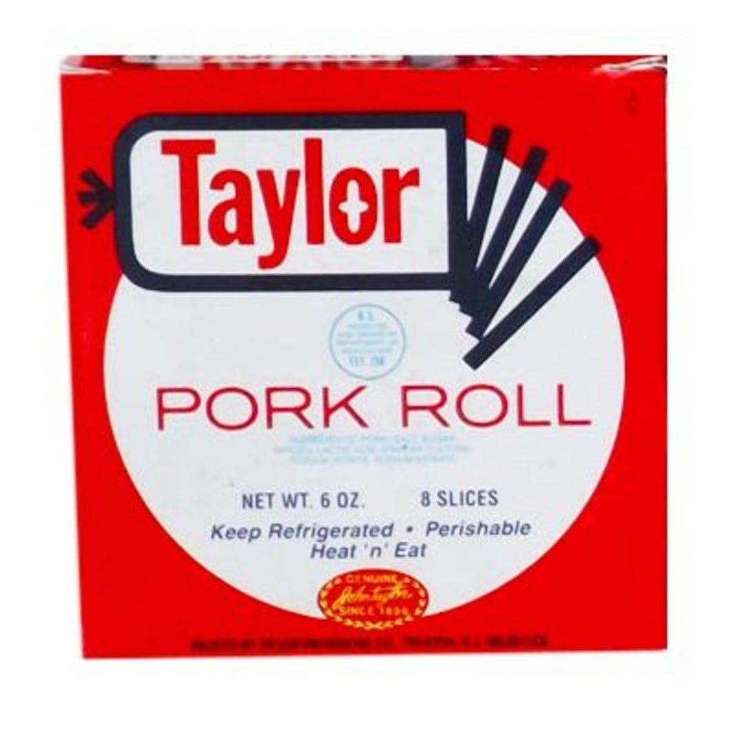 Taylor is a company. They make a product called pork roll. If you call it Taylor ham instead, that is literally ridiculous because even the company calls it pork roll #hottake #unpopularopinionpic.twitter.com/Q7zhbB5Uxu