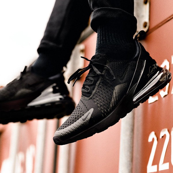 Multiple colorways for the Nike Air Max 270 are 25% OFF retail at $112.49 each + FREE shipping. #promotion BUY HERE -> bit.ly/2UoWHGa