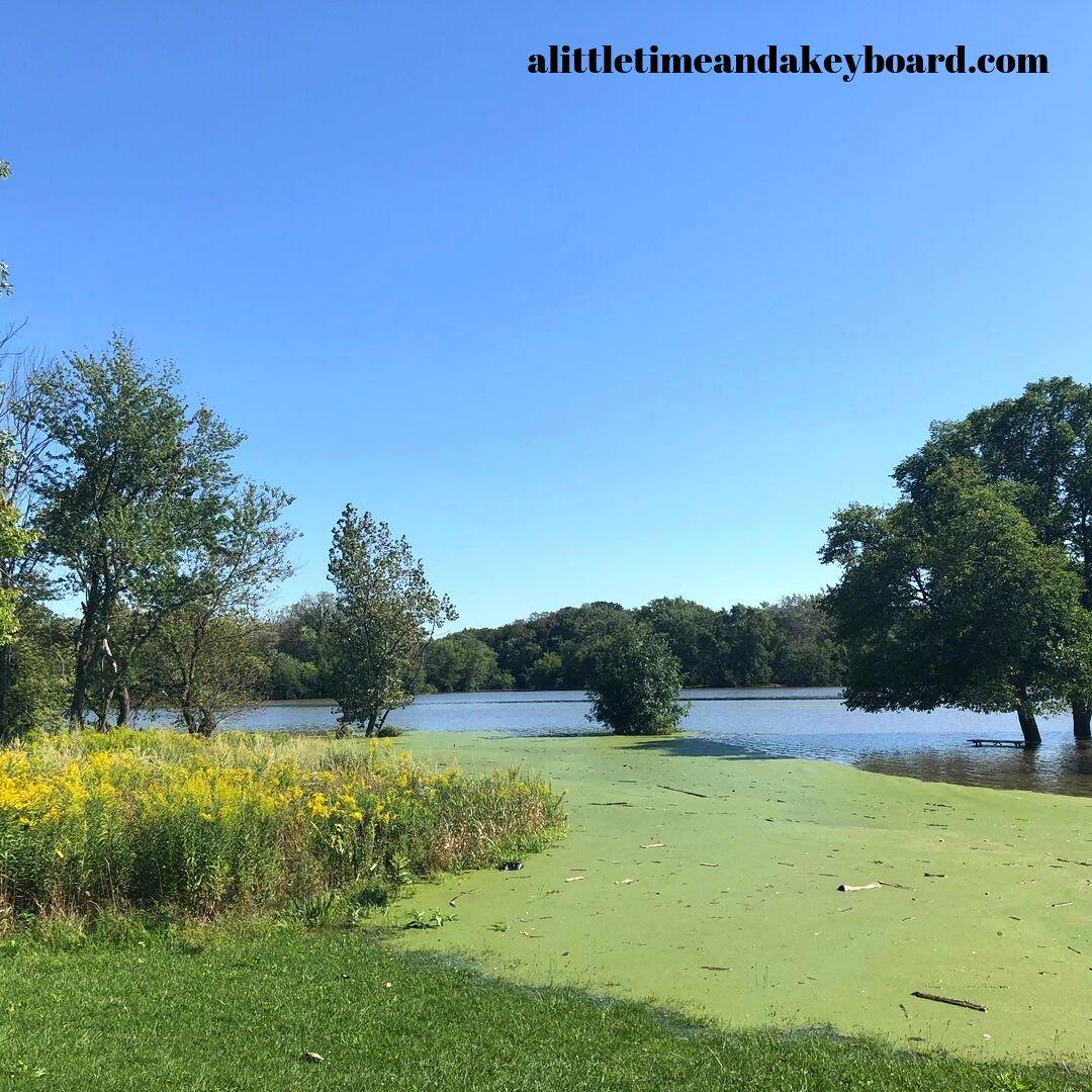 Skokie Lagoons: Stunning Water Wonderland in the Chicago Suburbs: https://www.alittletimeandakeyboard.com/2019/09/skokie-lagoons.html… #hiking #nature