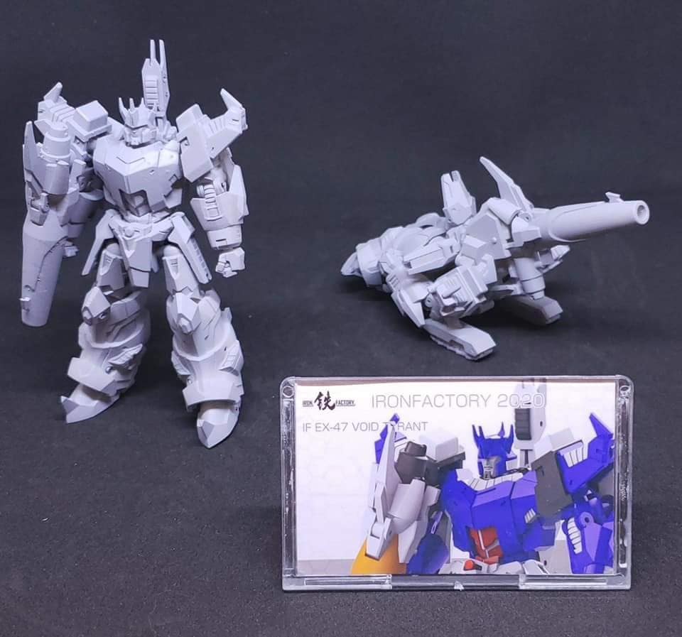 Pre-order New Transformers Iron Factory IF EX-47 Void Tyrant  Action Figure Toy