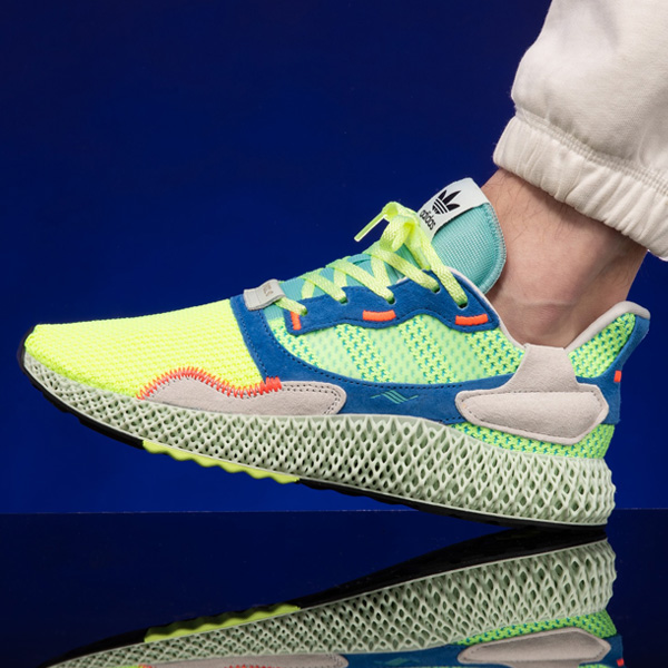 Still a little time to enjoy savings OVER 60% OFF retail on this adidas ZX 4000 4D at $122.50 + FREE shipping. Retail is $350. 😮 BUY HERE -> bit.ly/2UIeyH7 (promotion - use code MARCH30 at checkout)