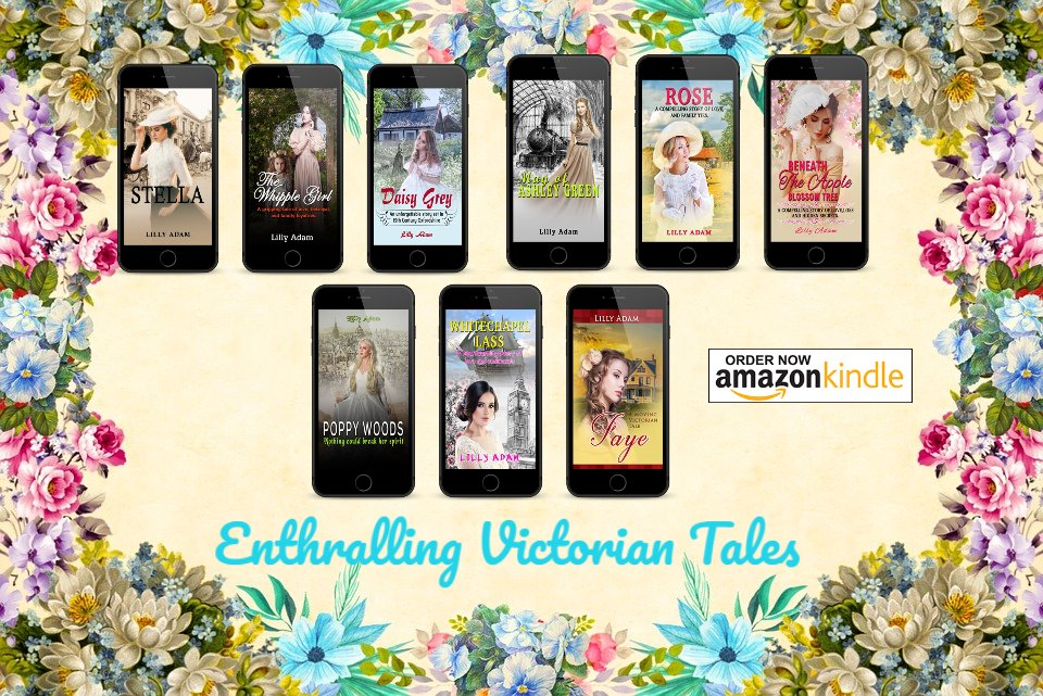 The #perfect way to pass the time of day- Lose yourself in these #Victorian era #feel-good reads! #HistoricalFiction not to be missed. #amazonbooks #Kindle & #KindleUnlimited #Sample read @https://allauthor.com/author/lilly/