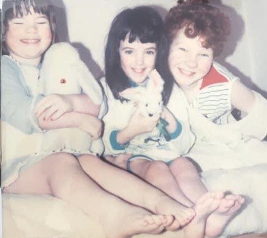 1980-Something #Memories #Sister #Cousin #Family #Love ❤️