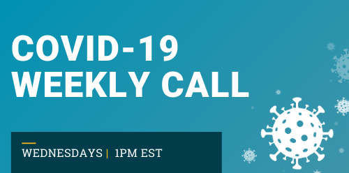 Check out @PremierHA's weekly update on helping #healthcare providers prepare for #COVID19