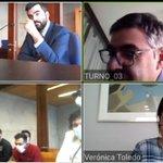 Image for the Tweet beginning: AHORA: 14° Juzgado de Garantía