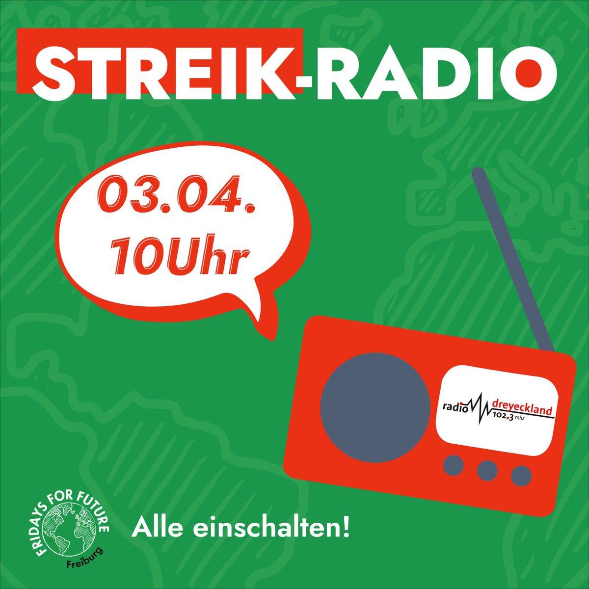 Unser Alternativprogramm für den 3.4! Unbedingt einschalten!! Schreibt bitte unter den Beitrag eure Fragen, Quarantäne-Tipps, Lieblings-Demosprüche, Feedback und was euch noch so einfällt #FridaysForFuture #Freiburg #stayhomepic.twitter.com/k3jRr8el8V