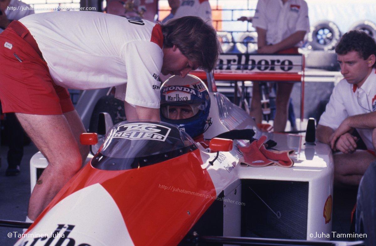 Alain Prost - McLaren #AlainProst #McLaren #F1 #Formula1 #GPBrazil1988 #Jacarepaguá #RiodeJaneiro pic.twitter.com/pL2aACA4iG