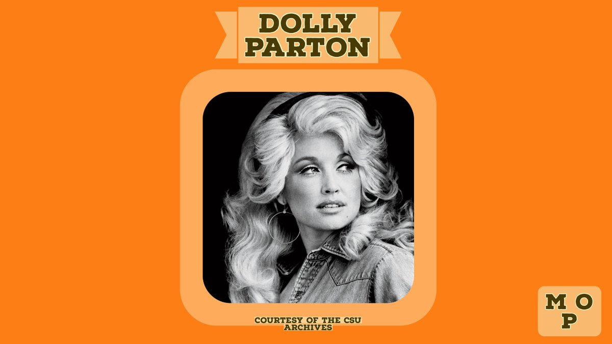 Master storyteller, staunch humanitarian & eternal voice for womankind all over the world. In honor of your contributions to #Country, #fashion & so much more, this #WomensHistoryMonth, we salute you Dolly (@DollyParton). #MusicOriginsProjectWHM #MusicOriginsProject #DollyPartonpic.twitter.com/lwBTxXuRgr