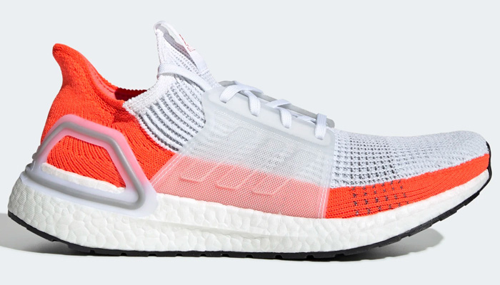 Perfect for spring/summer, this adidas UltraBOOST 19 is OVER $100 OFF retail at $75.60 + FREE shipping. Offer ends late TONIGHT. BUY HERE -> bit.ly/3dEO55S (promotion - use code MARCH30 at checkout)