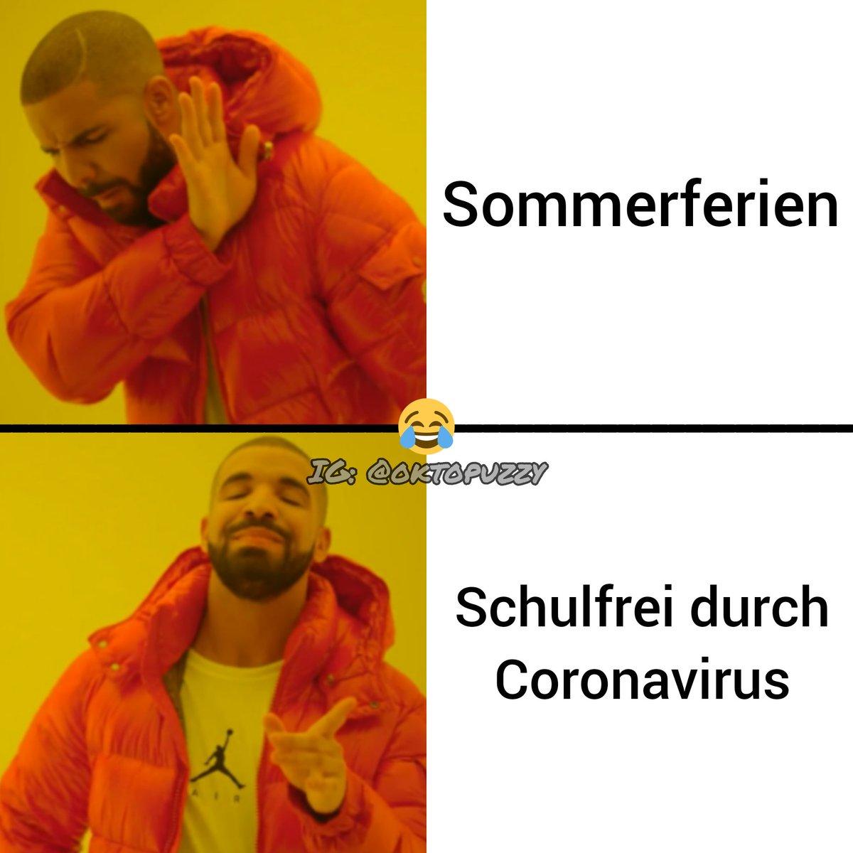 #lachen #lustig #witzig #itscoronatime #deutschememes #lustigesbild #witzigesbild #lustigebilder #witzigebilder #humor #unterhaltung #entertainment #Schulschliessungen #witz #witze #flachwitz #flachwitze #spaß #spass #spaß #coronavirus #drakememe #meme #memes #coronavirusmemespic.twitter.com/ccVt2e2V0R
