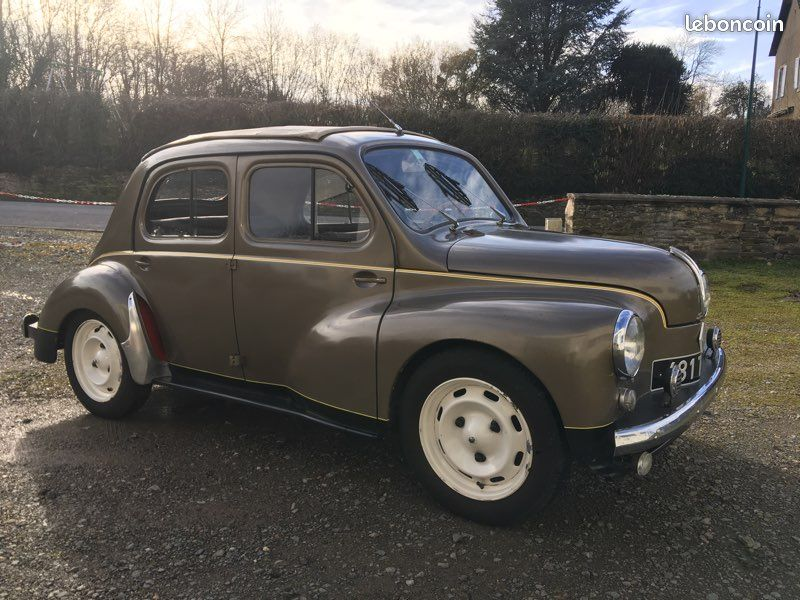 Or how about a brown 4CV with a Gordini motor?leboncoin.fr/voitures/17504…
