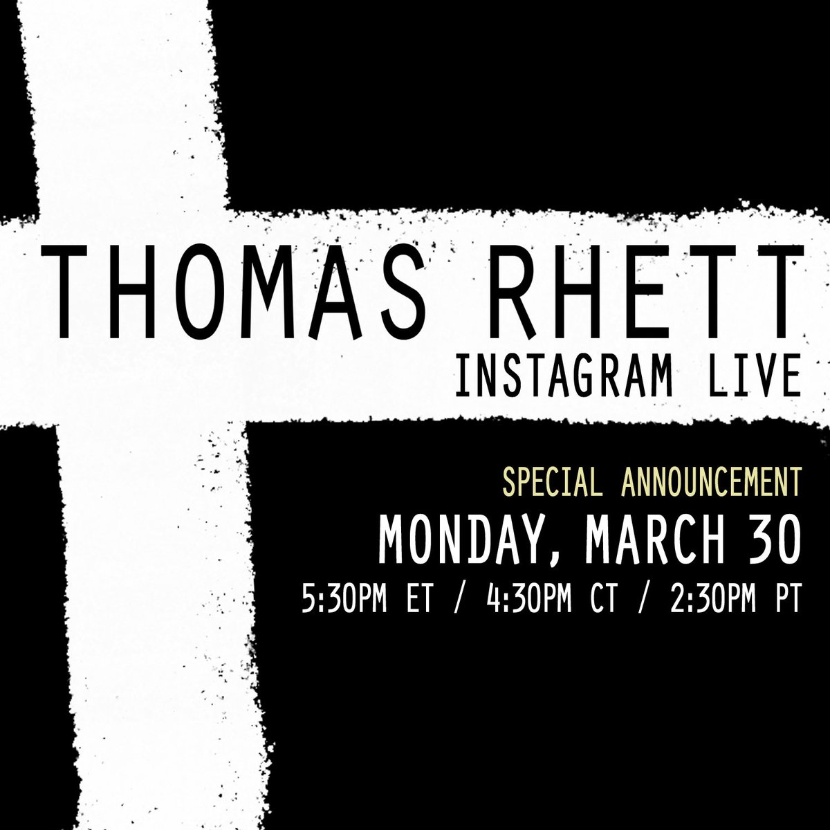 This time tomorrow. Instagram Live. Got something new to share with y'all 💡