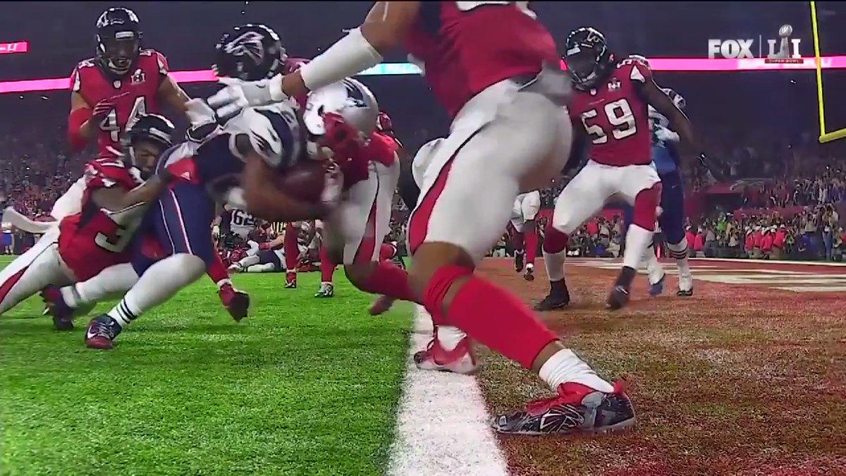 COMEBACK COMPLETE. The @Patriots scored 31 unanswered points to become Super Bowl LI Champions!