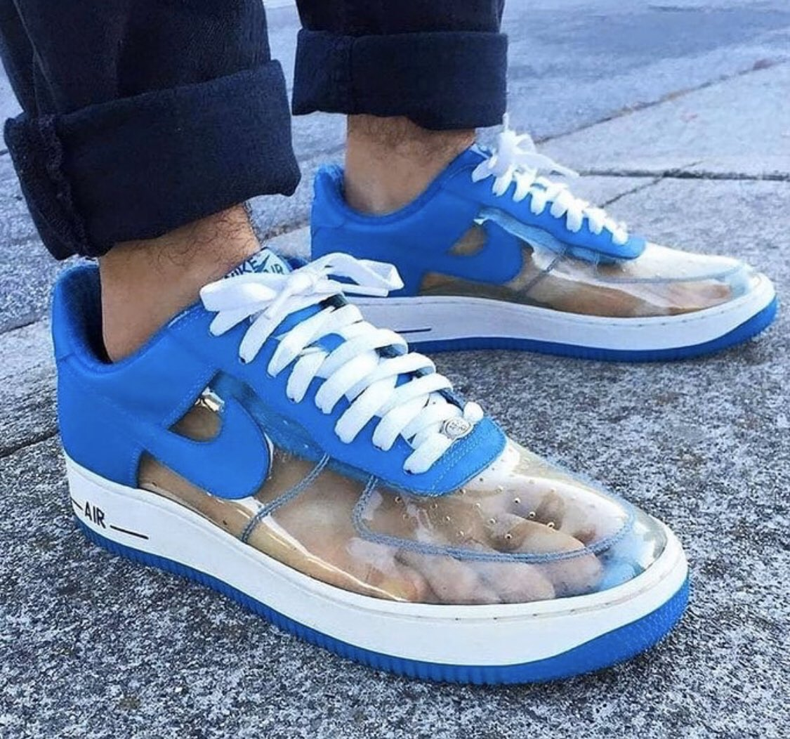 Invisible Woman For more Air Force 1s