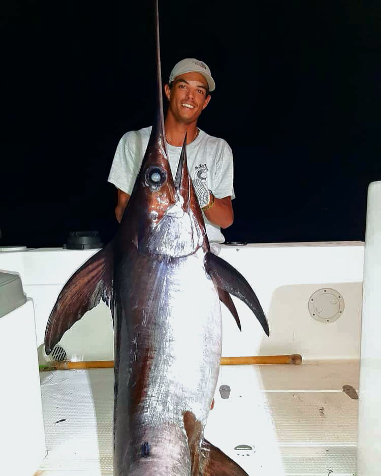 Dar es Salaam, Tanzania - Scratchers went 1-3 on Swordfish.