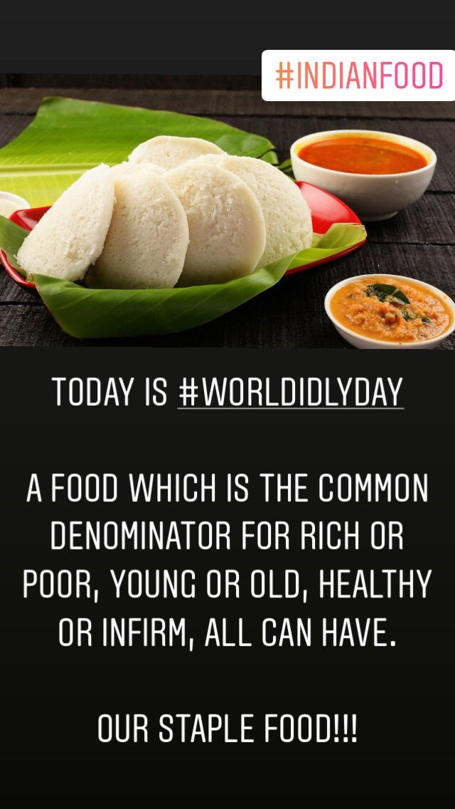 #worldIdlyday #foodie #indianfood #bestonearth #India #TamilNadu #Chennai #HealthyFood